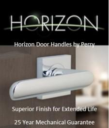 Horizon Door Handles by Perry.